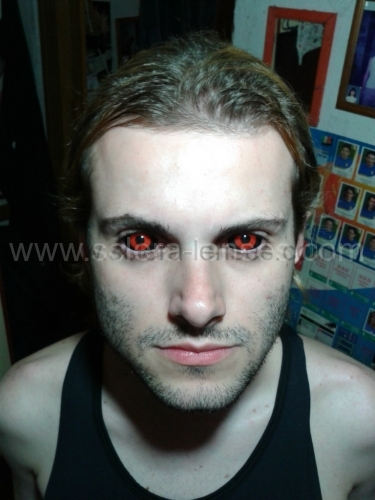 Color Contacts Halloween